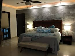 Dormitorios de estilo moderno de Spazio3Design