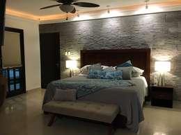 modern Bedroom by Spazio3Design