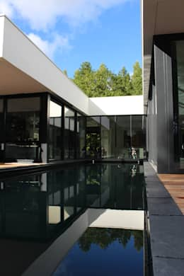 minimalistic Pool by AM architecture