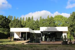 minimalistischer Garten von AM architecture