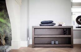 ห้องนั่งเล่น by Wood Creations