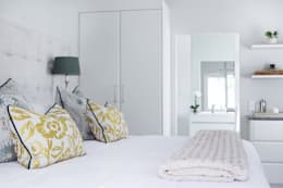 Cottage : colonial Bedroom by Salomé Knijnenburg Interiors