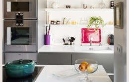 Cocinas de estilo minimalista por ATELIER FB