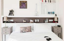 minimalistic Bedroom by ATELIER FB