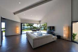 غرفة المعيشة تنفيذ Atelier Jean GOUZY