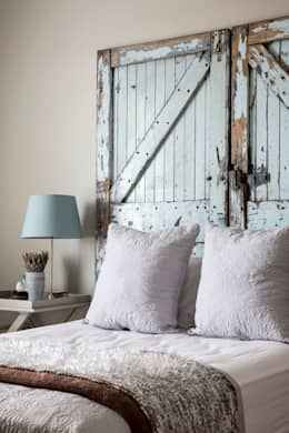Guest bedroom: classic Bedroom by Salomé Knijnenburg Interiors