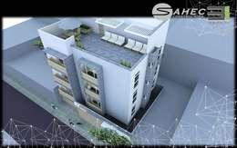 de estilo  por TRES arquitectos