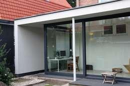 Terrasse von Architectenbureau Jules Zwijsen