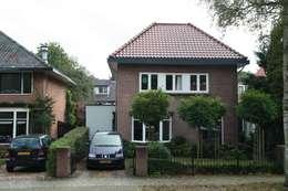 moderne Häuser von Architectenbureau Jules Zwijsen