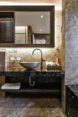 asian Bathroom by Luova 創研俬.集