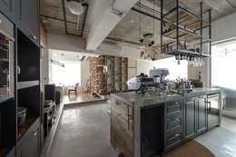 industriële Huizen door Hiro Liao Photography