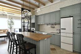 landelijke Keuken door sunidea.com.tw