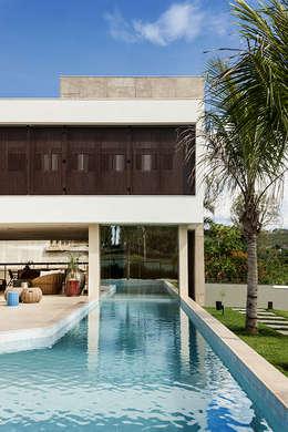 Esta Casa Com Piscina Muito Mais Do Que Um Sonho De Ver O