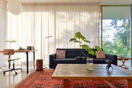 غرفة المعيشة تنفيذ NO Architecture