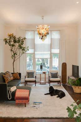 classic Living room by Studio 29 Architects ltd