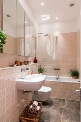 modern Bathroom by Studio 29 Architects ltd