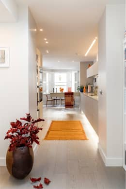 modern Kitchen by Studio 29 Architects ltd