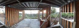 Rumah by Cordova Arquitectura y Construcción .