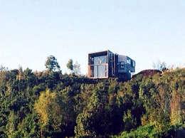 Emplazamiento.: Casas de estilo moderno por Cordova Arquitectura y Construcción .
