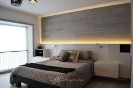 modern Bedroom by DMS Arquitectas