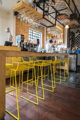 Dining room by Guzman Studio