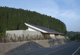 小石原の家: 森裕建築設計事務所が手掛けた家です。