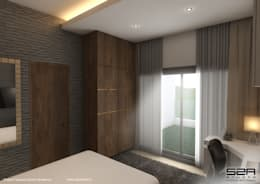Phòng ngủ by S2A studio