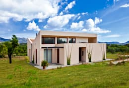 房子 by Tono Vila Architecture & Design