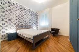 Dormitorios de estilo  por Amodo