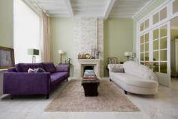客廳 by Robbert Lagerweij Interior Design