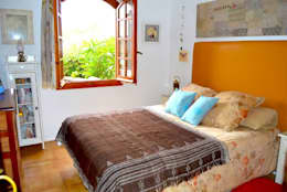 Projekty,  Sypialnia zaprojektowane przez Espai Interior Home Staging