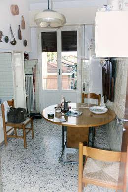 مطبخ تنفيذ Flavia Benigni Architetto