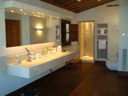 modern Bathroom by Tono Vila Architecture & Design