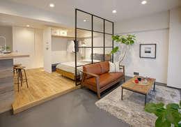 원룸에서 거실과 침실을 분리하는 6가지 아이디어