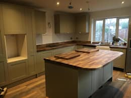 Kitchen Fitters:   by Carpenters Johannesburg