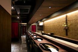 かわ原: 藤本高志建築設計事務所が手掛けたです。