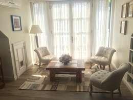 Salas de estar decoracion: Livings de estilo moderno por Studio Barla