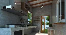Кухни в . Автор – P-lona
