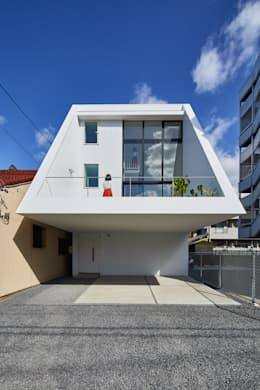 Habitações  por 武藤圭太郎建築設計事務所