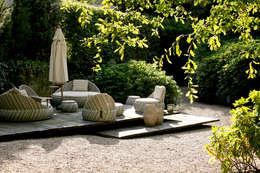 Terrazas de estilo  por Jaap Sterk Hoveniers