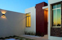 modern Houses by MOVE Arquitectos