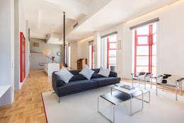 غرفة المعيشة تنفيذ 2MD Exclusive Italian Design