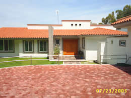 Casas de estilo clásico por SG Huerta Arquitecto Cancun