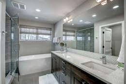 Ванные комнаты в . Автор – Futurian Systems