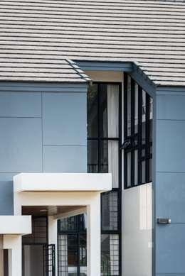 Projekty,   zaprojektowane przez archimontage design fields sophisticated