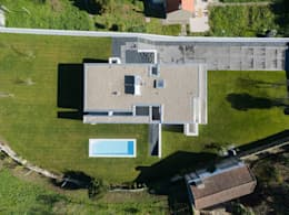 Raulino Silva Arquitecto Unip. Ldaが手掛けた家