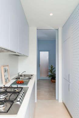 moderne Keuken door studio wok