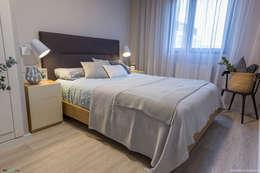 غرفة نوم تنفيذ Pia Estudi
