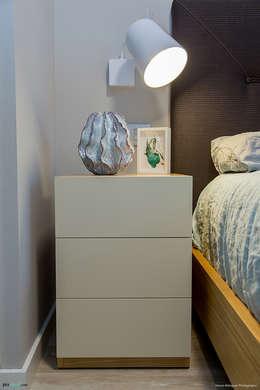 scandinavian Bedroom by Pia Estudi