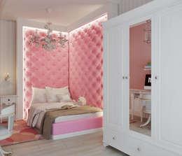 Много света: Детские комнаты в . Автор – Mantra_design